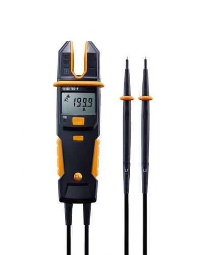 testo 755-1 - Current-voltage tester 0590 7551